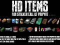 HD ITEMS