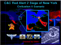Civilization 2 - Red Alert 2 Siege of New York Scenario