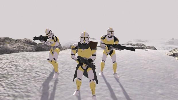 Vibing on Hoth