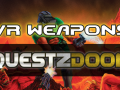 VR Weapons / 3D Items / Textures for QuestZDoom