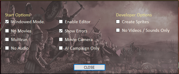 launcher settings