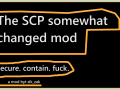 SCP:CB, the somewhat changed mod