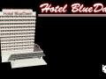"""Miles """"Blue-Dawn"""" Hotel"""