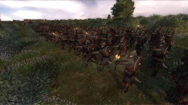 umbar heavy archers