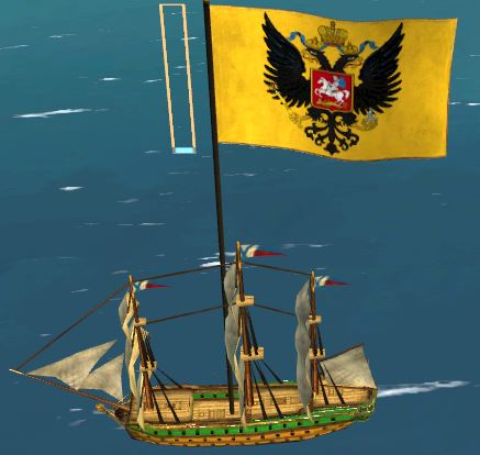 russia admiralship lowpoly highres diffuse