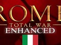 Italian Translation for Rome Total War Enhanced