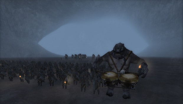 Misty Mountains Army