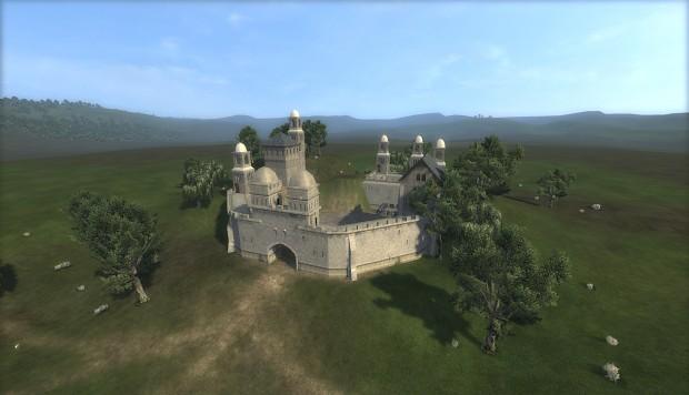 Gondor Large Castle