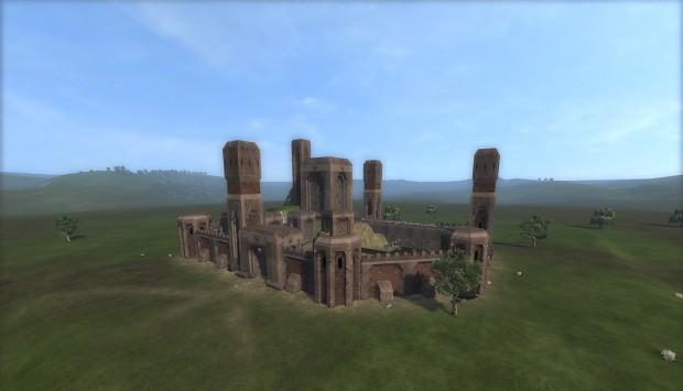 Orocarni large settlements