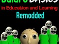 Baldi's Basics in Education and Learning: Remodded