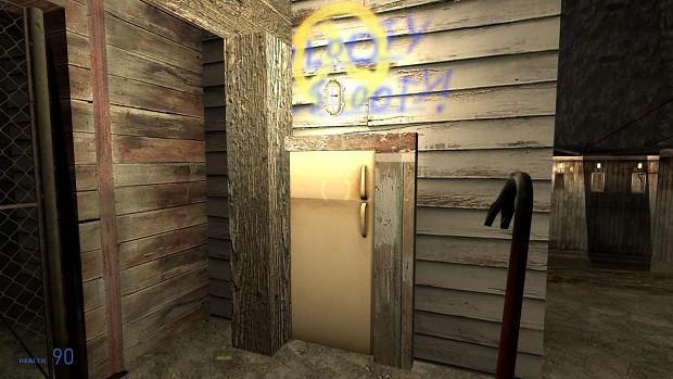 The fridge door 😔