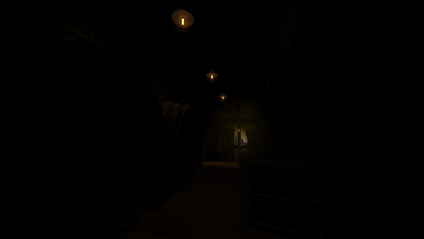 Amnesia - Dreadscape Screenshot