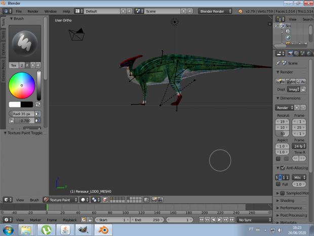 Parasaurolophus walkeri image - Jurassic Kingdom mod for ...