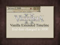 Vanilla Extended Timeline
