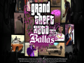gta ballas menu and load screens