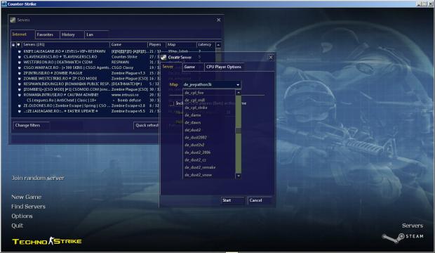 Techno-Strike Screenshots