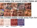 Peskov Dima's face for Quake HUD