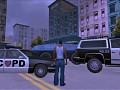 Lazardous studios LC Police Vehicles Reskins intended for Underground Dyom Use