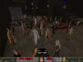 William Shatner's Tekwar enemie randomizer for Doom 2