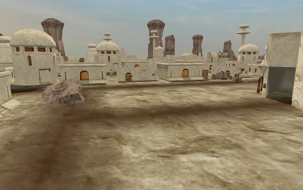 Tatooine Mos Mesric