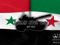 Syrian Civil War Map Pack