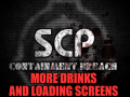 SCP CB: More Drinks and loading screens