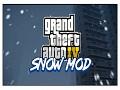 GTA IV Enhanced Snow Mod