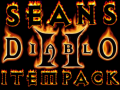 Sean's Diablo II Item Pack