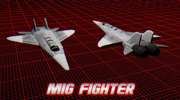 New Mig Fighter