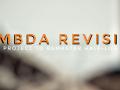 Lambda Revision
