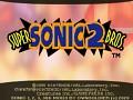 SSB64 Sonic 2 Mod