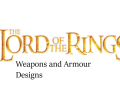 LOTR Weapon and Armour Designs