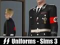 SS Uniforms - Sims 3