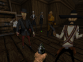 Outlaws enemies for Doom 2