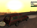 GTA San Andreas Remastered with Realistic car pack