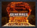 Ultimate Destruction (CNC Generals Zero Hour)