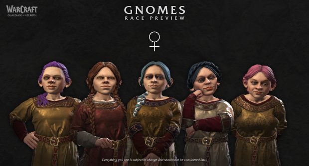Female Gnomes