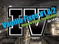 GTA IV Vanilla Fixes - Ultimate Bugfix Megamod for 1.0.4.0