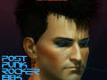 Night cites Post-Punkers of 1984 Bombasticly Overblown Edition Character Presets