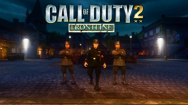 Call of Duty 2 Frontline Mod