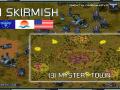 Mental Omega AI Skirmish - All Allies on '(3) Mystery Town'