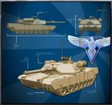US Abrams Tank