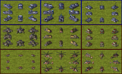 July 2012 Units