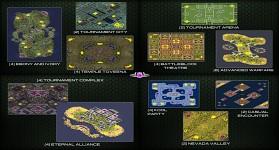 New Mental Omega Maps