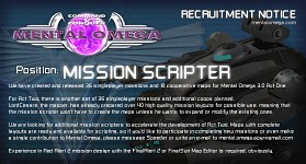 Recruitment: Mission Scripters
