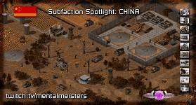 Subfaction Spotlight #2: China (Oct 9)