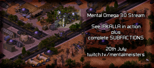 Mental Omega Stream - 20th July