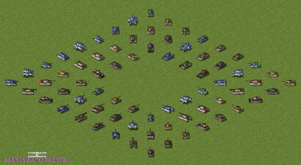3.0 Basic Tanks