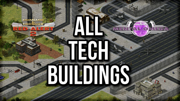 All Tech Buildings (incl. Tech Reinforcement Pad)