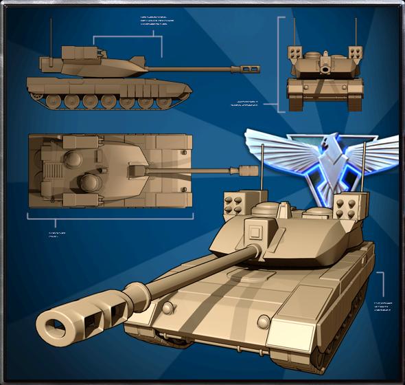 Paladin Tank Destroyer